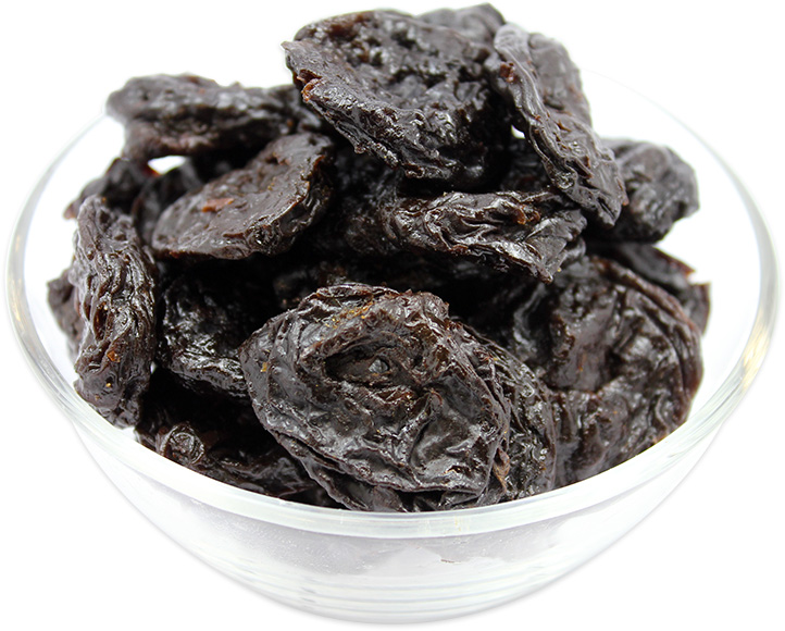 Dried Prunes (Pitted)