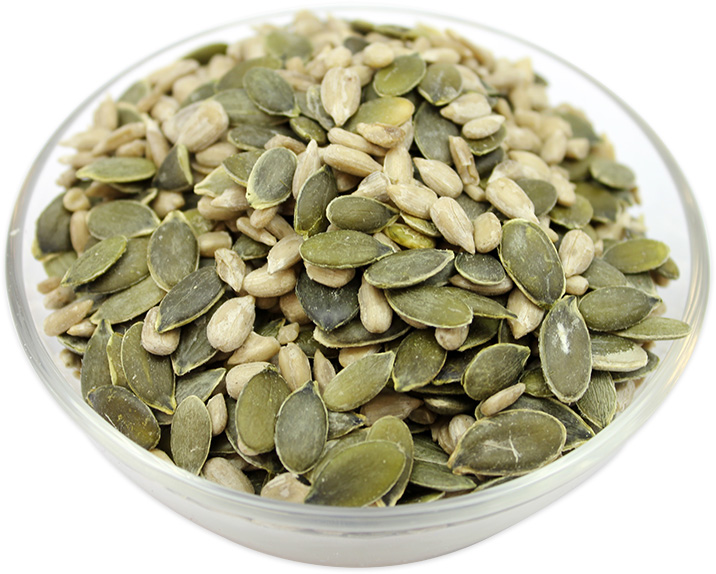 Mixed Sunflower & Pumpkin Seeds