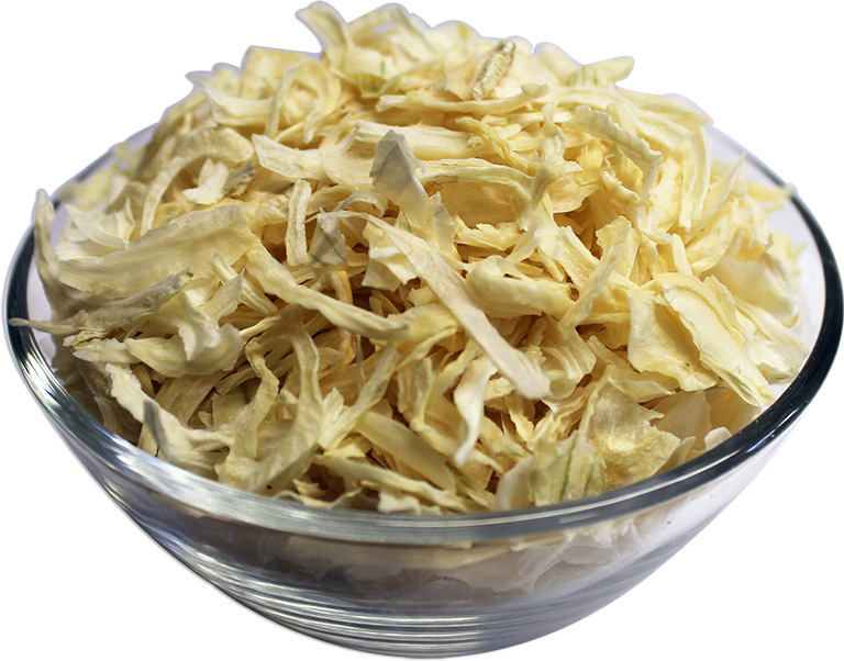 Dehydrated Flaked Onion